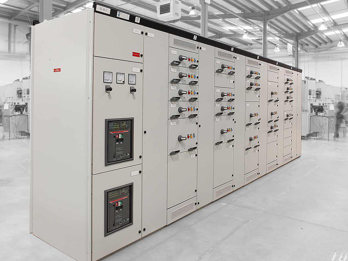 MCC and Low Voltage Panels